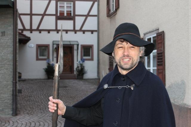 Nachtwächter Kurt Löhr