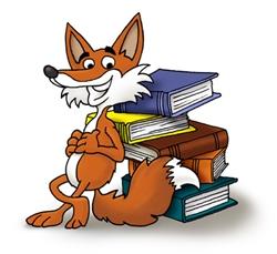 Klicken Sie auf den Fuchs, um Findus zu starten