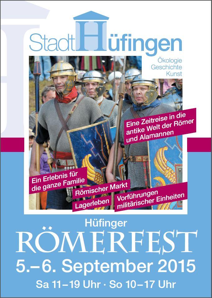 Römerfest 2015