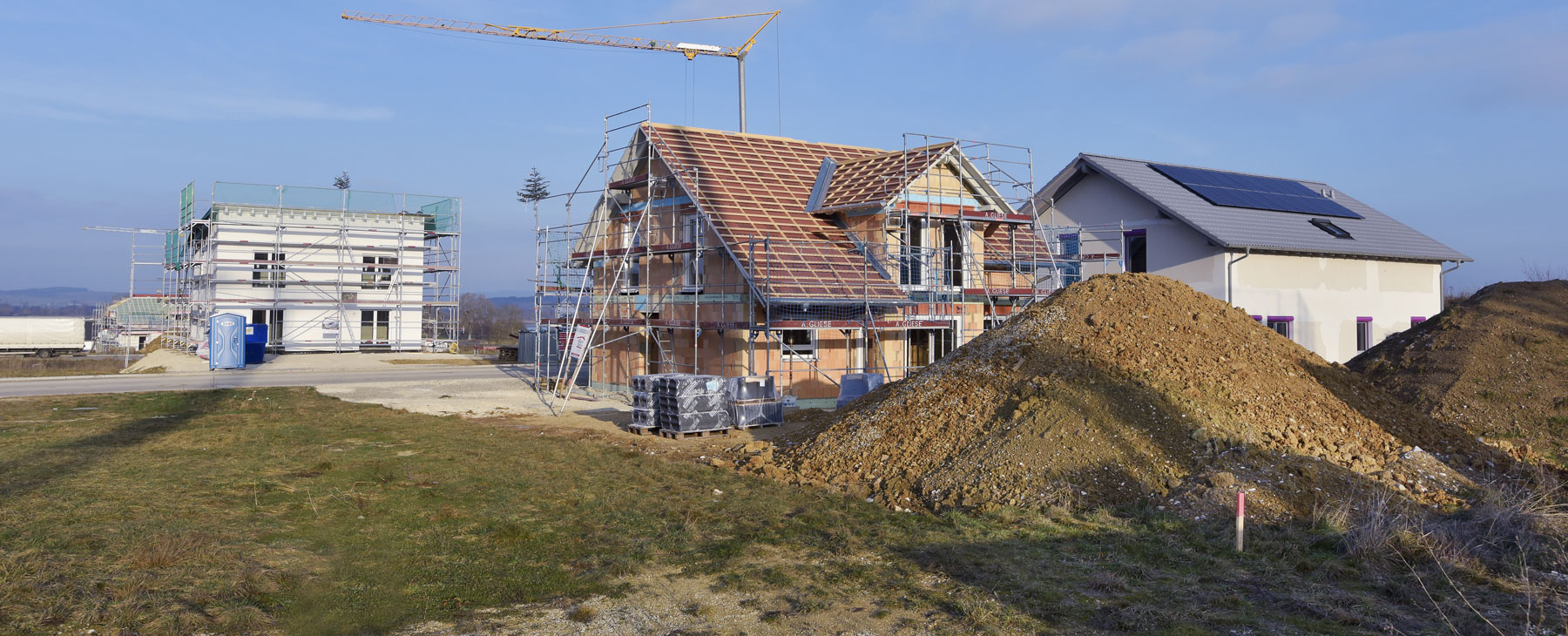 Baugebiet