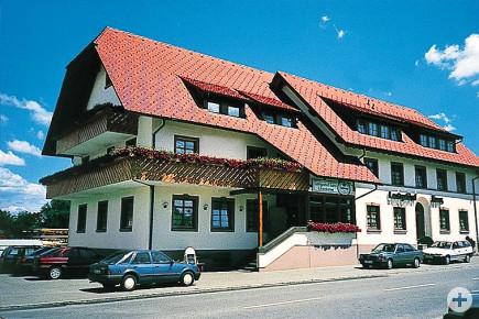 Hotel Kranz, Behla
