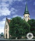 Stadtkirche St. Verena und Gallus in Hüfingen