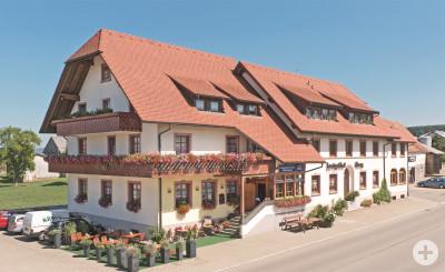 Haupthaus Aussenansicht