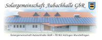 Solargemeinschaft Aubachhalle GbR