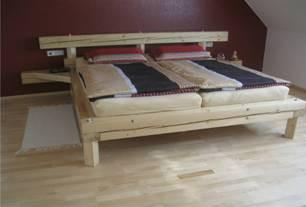 Das Bett für den besonderen Schlaf