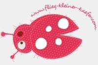Logo Flieg kleiner Käfer