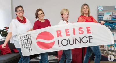 Ihr freundliches und kompetentes Team der Reiselounge Hüfingen und Bad Dürrheim