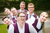 Vorstandschaft des Musikverein Sumpfohren