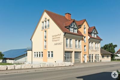 Metzgerei/Gästehaus