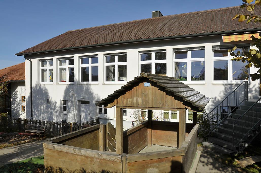 Bürgerhaus Fürstenberg Außenansicht
