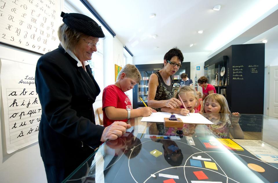 Schulmuseum Hüfingen