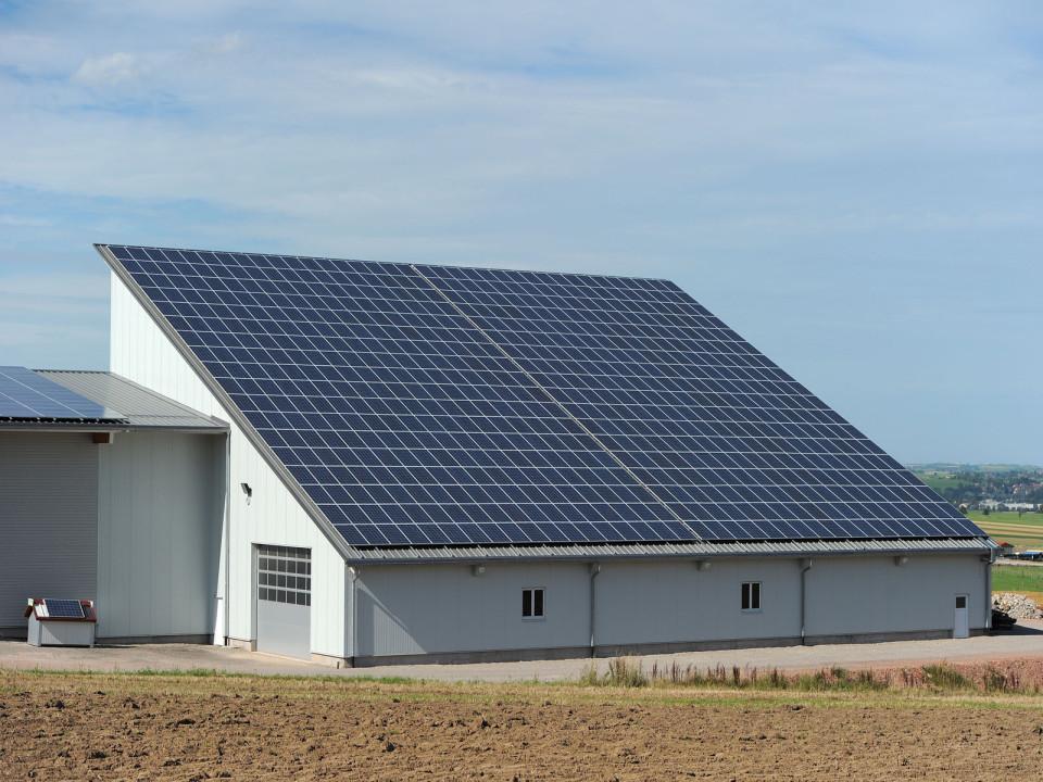 Hüfingen setzt auf erneuerbare Energien. Beispiel: Ein Gebäude in Behla