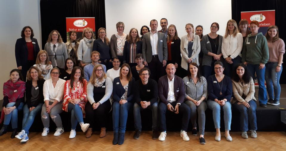Gruppenfoto STG - Bräunlingen