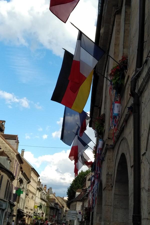 Rathaus Ornans