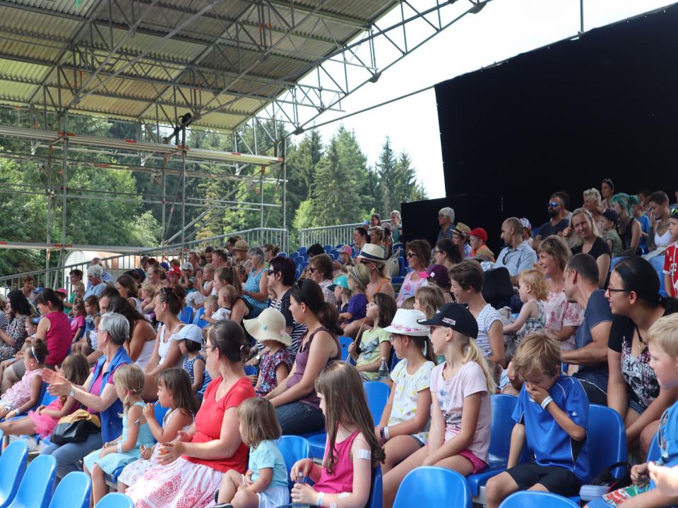 150 Besucher beim Kinder-Freilichttheater