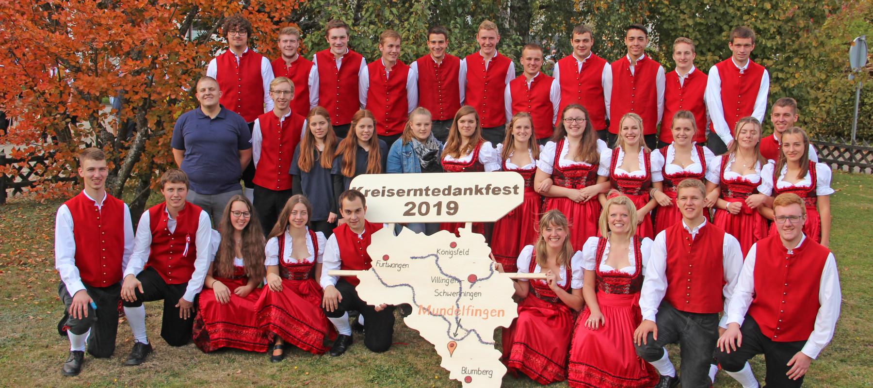 Kreiserntedankfest 2019 in Mundelfingen
