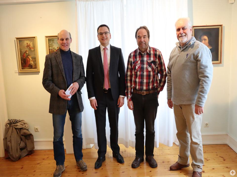 Stadtmuseum erhält neue Verdunkelungsvorhänge