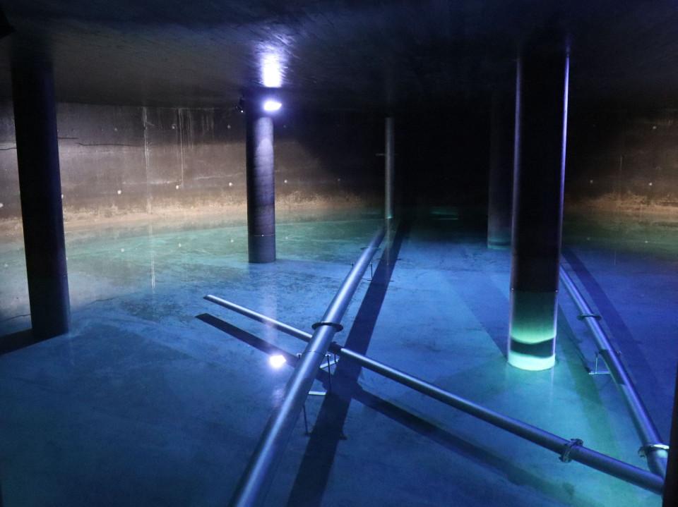 Trinkwasser im Hochbehälter in Hüfingen
