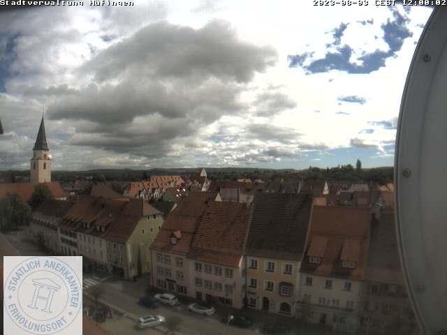 Webcam der Stadt Hüfingen
